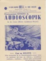 Презентация трехмерного кинематографа / Audioscopiks