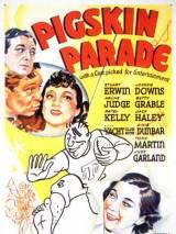 Кожаный парад / Pigskin Parade