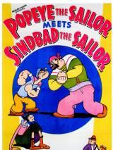 Папай-морячок встречается с Синдбадом-мореходом / Popeye the Sailor Meets Sindbad the Sailor
