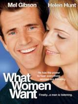 """Постер к фильму """"Чего хотят женщины"""""""