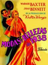 Вок 1938-го года / Vogues of 1938
