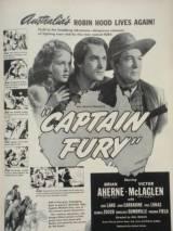 Долина гнева / Captain Fury