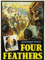 Четыре пера / The Four Feathers