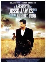 """Постер к фильму """"Как трусливый Роберт Форд убил Джесси Джеймса"""""""
