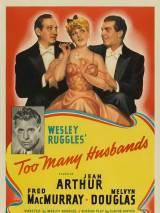 Слишком много мужей / Too Many Husbands
