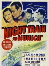 Ночной поезд в Мюнхен / Night Train to Munich