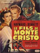 Сын Монте Кристо / The Son of Monte Cristo