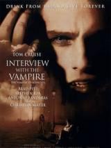 """Постер к фильму """"Интервью с вампиром"""""""