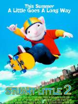 """Постер к фильму """"Стюарт Литтл 2"""""""