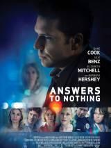 Ответы ни к чему / Answers to Nothing