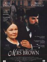"""Постер к фильму """"Ее величество Миссис Браун"""""""