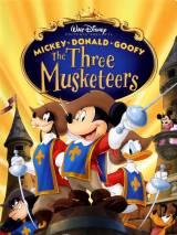 Три мушкетера. Микки, Дональд, Гуфи / Mickey, Donald, Goofy: The Three Musketeers