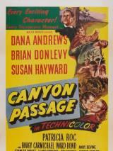 Проход каньона / Canyon Passage