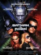 """Постер к фильму """"Бэтмен и Робин"""""""