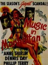 Музыка на Манхэттене / Music in Manhattan