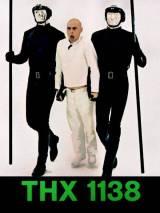 "Постер к фильму ""Галактика THX 1138"""