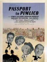 Пропуск в Пимлико / Passport to Pimlico