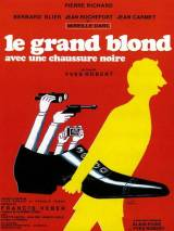 Высокий блондин в черном ботинке / Le grand blond avec une chaussure noire