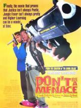 """Постер к фильму """"Не грози южному централу, попивая сок у себя в квартале"""""""