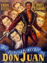 Дон Жуан / Adventures of Don Juan