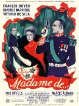 Мадам де… / Madame de...