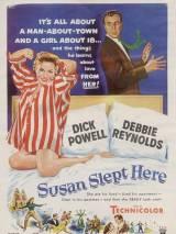 Здесь спала Сьюзен / Susan Slept Here