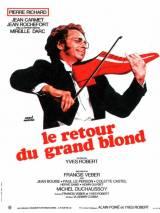 Возвращение высокого блондина / Le retour du grand blond