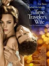 """Постер к фильму """"Жена путешественника во времени"""""""