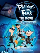 Финес и Ферб: Покорение второго измерения / Phineas and Ferb the Movie: Across the 2nd Dimension