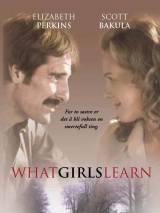 Чему учатся девочки / What Girls Learn