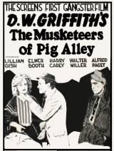 Мушкетеры Свиной аллеи / The Musketeers of Pig Alley