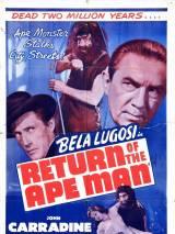 Возвращение человека-обезьяны / Return of the Ape Man