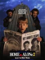 """Постер к фильму """"Один дома 2: Затерянный в Нью-Йорке"""""""