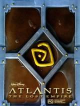 """Постер к фильму """"Атлантида: Затерянный мир"""""""