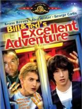 """Постер к фильму """"Невероятные приключения Билла и Теда"""""""