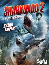 Акулий торнадо 2 / Sharknado 2: The Second One