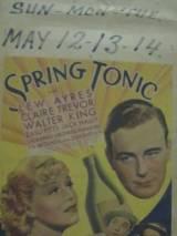 Весенний тоник / Spring Tonic