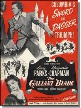 Галантное лезвие / The Gallant Blade
