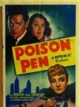 Отравленное перо / Poison Pen