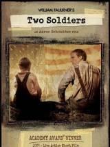 """Постер к фильму """"Два солдата"""""""