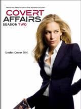 Тайные связи / Covert Affairs