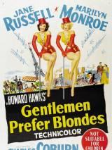 Джентльмены предпочитают блондинок / Gentlemen Prefer Blondes