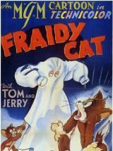 Кот-трусишка / Fraidy Cat
