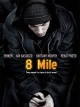 """Постер к фильму """"8 миля"""""""