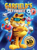 Космический спецназ Гарфилда / Garfield`s Pet Force