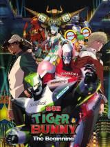 Тигр и Кролик: Начало / Gekijô-ban Tiger & Bunny: The Beginning