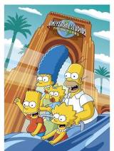 Прогулка Симпсонов / The Simpsons Ride