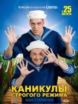 """Постер к фильму """"Каникулы строгого режима"""""""