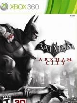 Бэтмен: Аркхэм-Сити