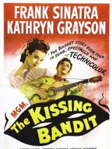 Целующийся бандит / The Kissing Bandit
